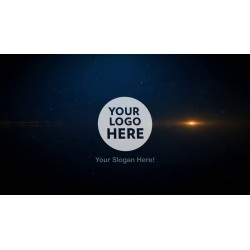 Your logo appears on a spot...