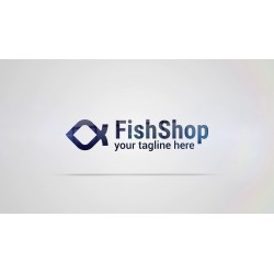 A fish logo is shown with a...