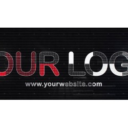 Your logo appears with...
