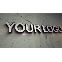 Your logo appears and...