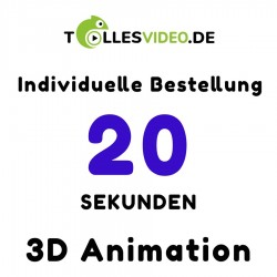 3D Animation 20 seconds