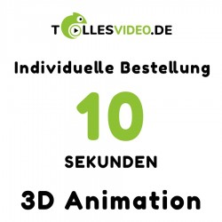 3D Animation 10 seconds
