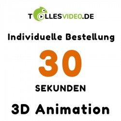 3D Animation 30 seconds